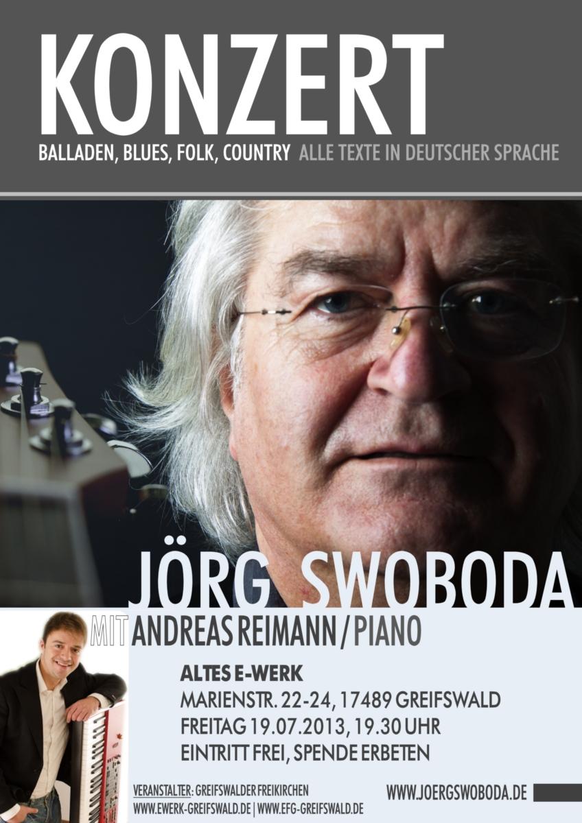 Plakat Swoboda