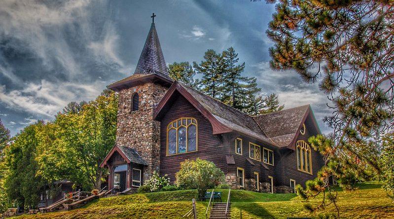 Kirche in Lake Placid